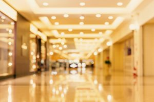 Commercial gallery energy efficiency with a BEMS